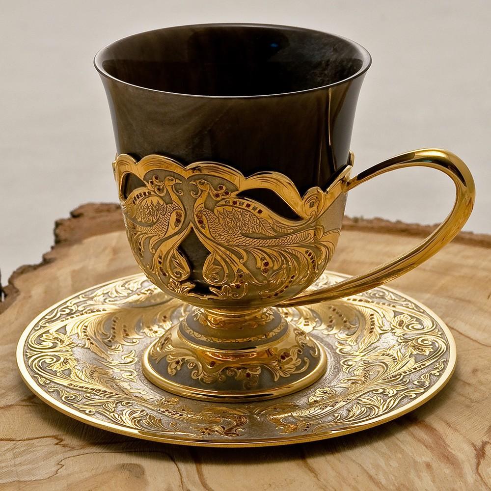 turkish coffee cups set