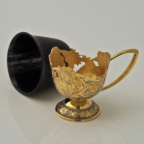 Stone Cup Coffee Mugs