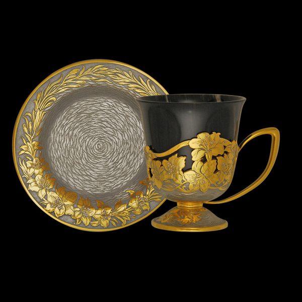 Luxury coffee set in Qatar