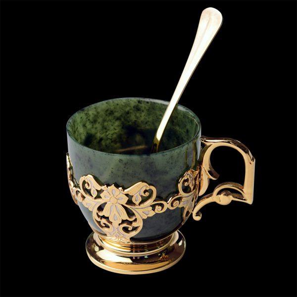Jade mug in Dubai