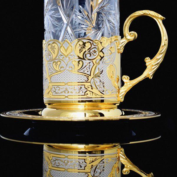 Gift mug for tea