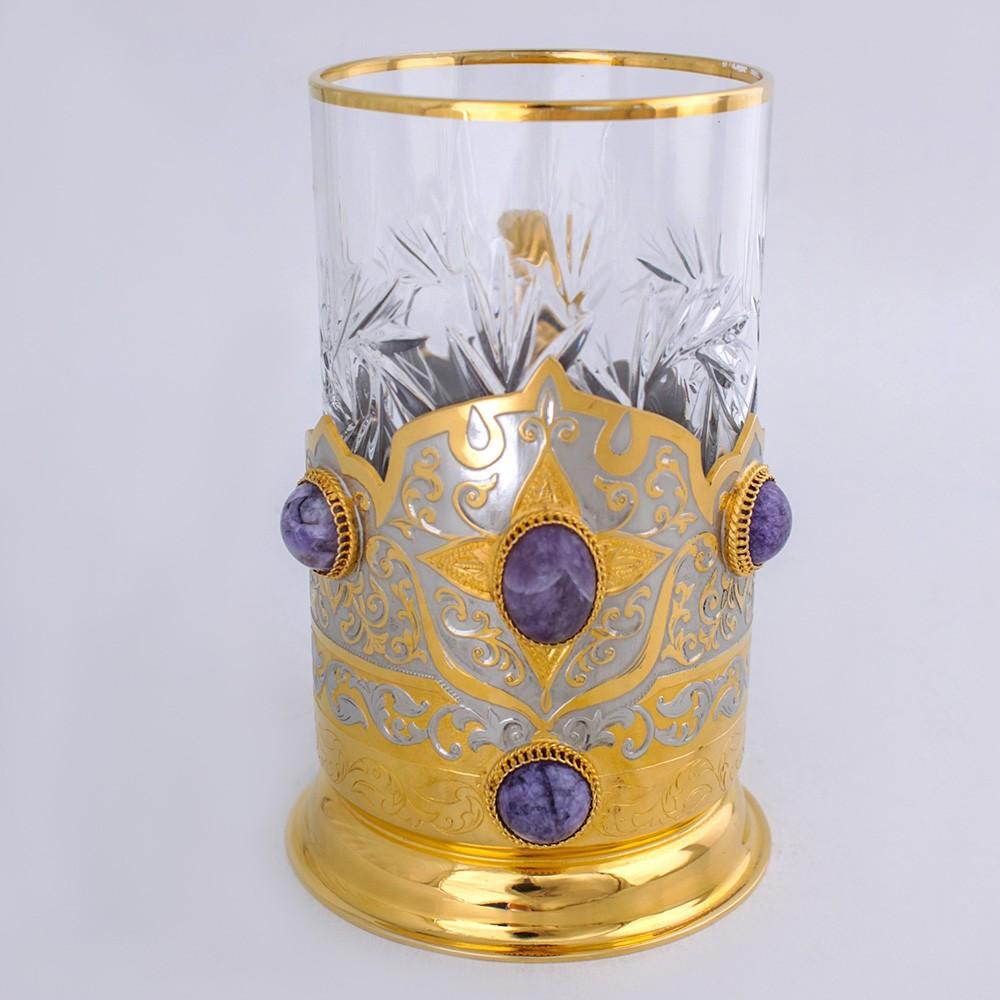 Russian tea mug