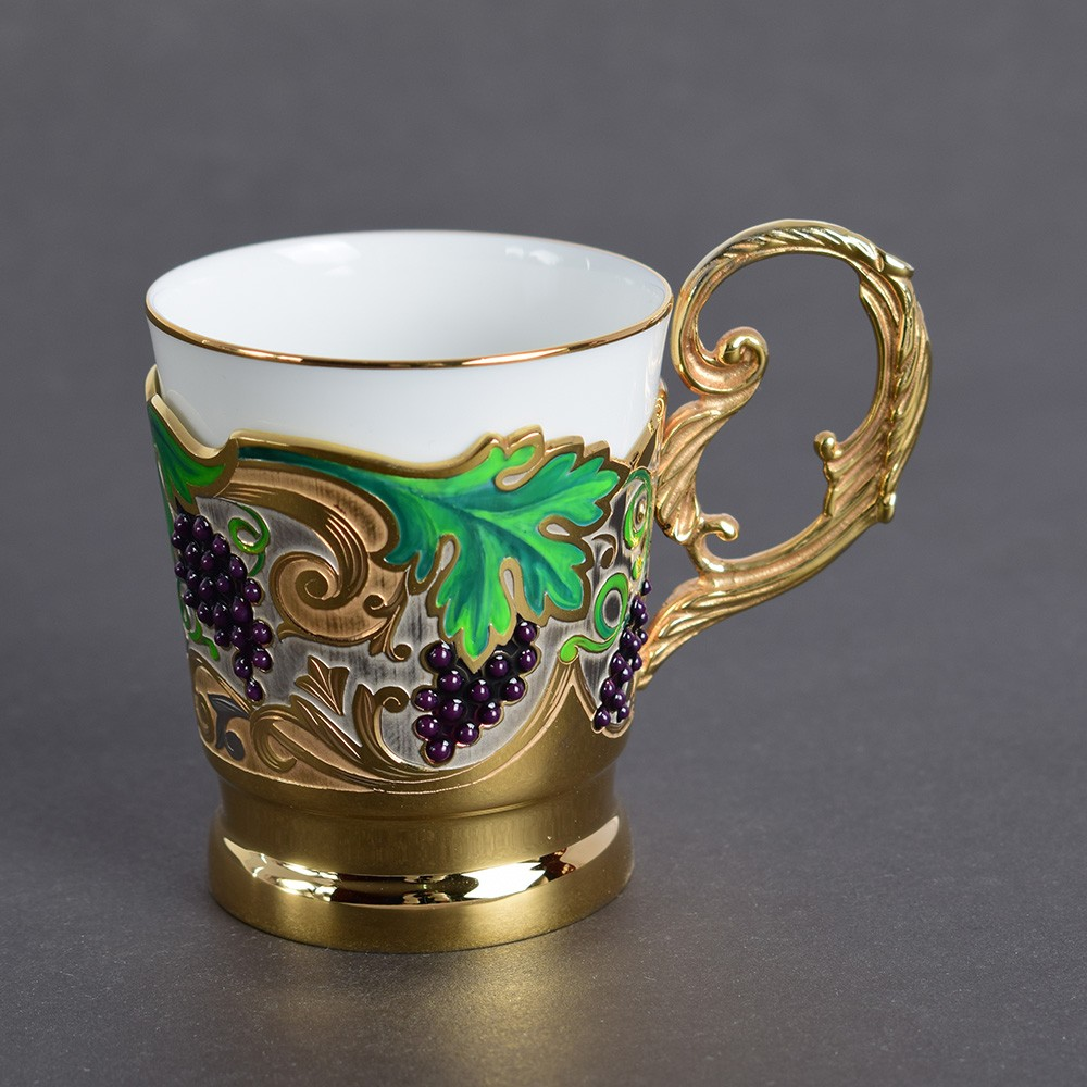 Luxury coffee cup