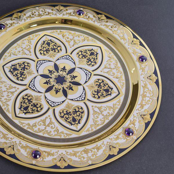 Handmade arabic dish