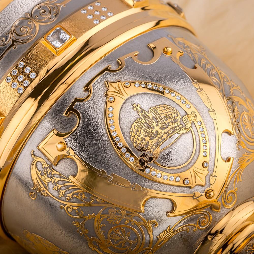 Cup - Golden Crown