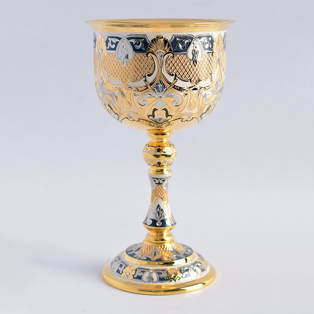 Decorated Cup of Zlatoust Masters