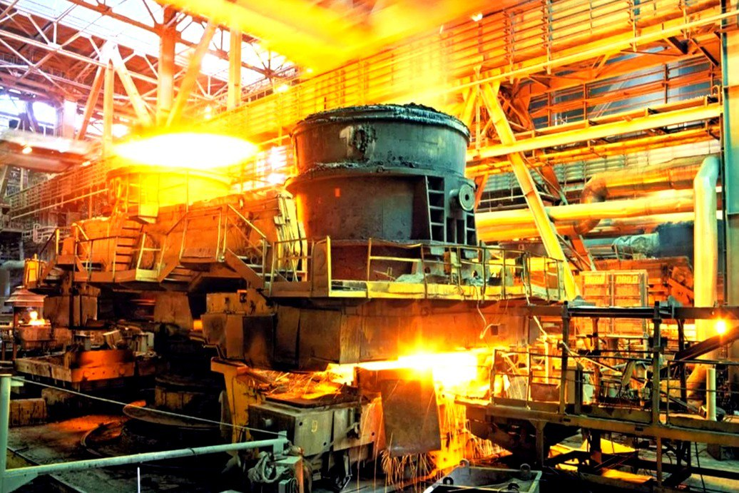 Metallurgical workshop of Zlatoust masters