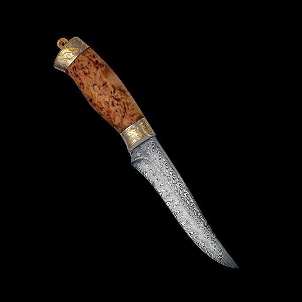 Convenient oriental knife