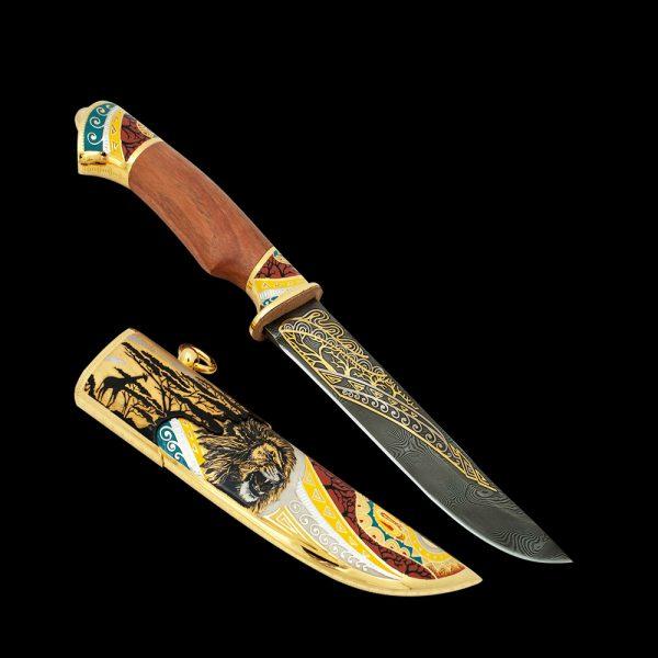 Handmade Gift Knife - Namibia