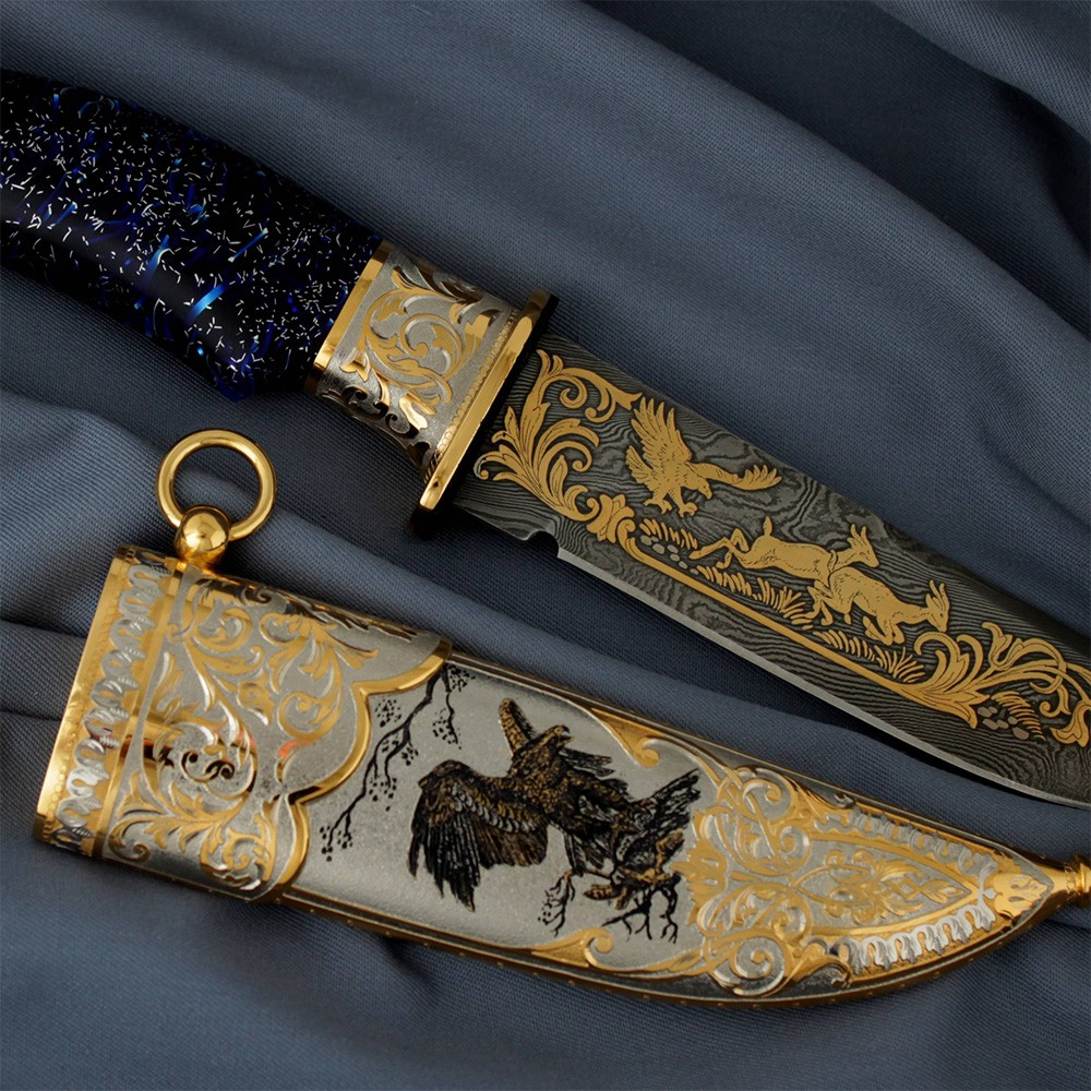 Eagle Hunting Knife