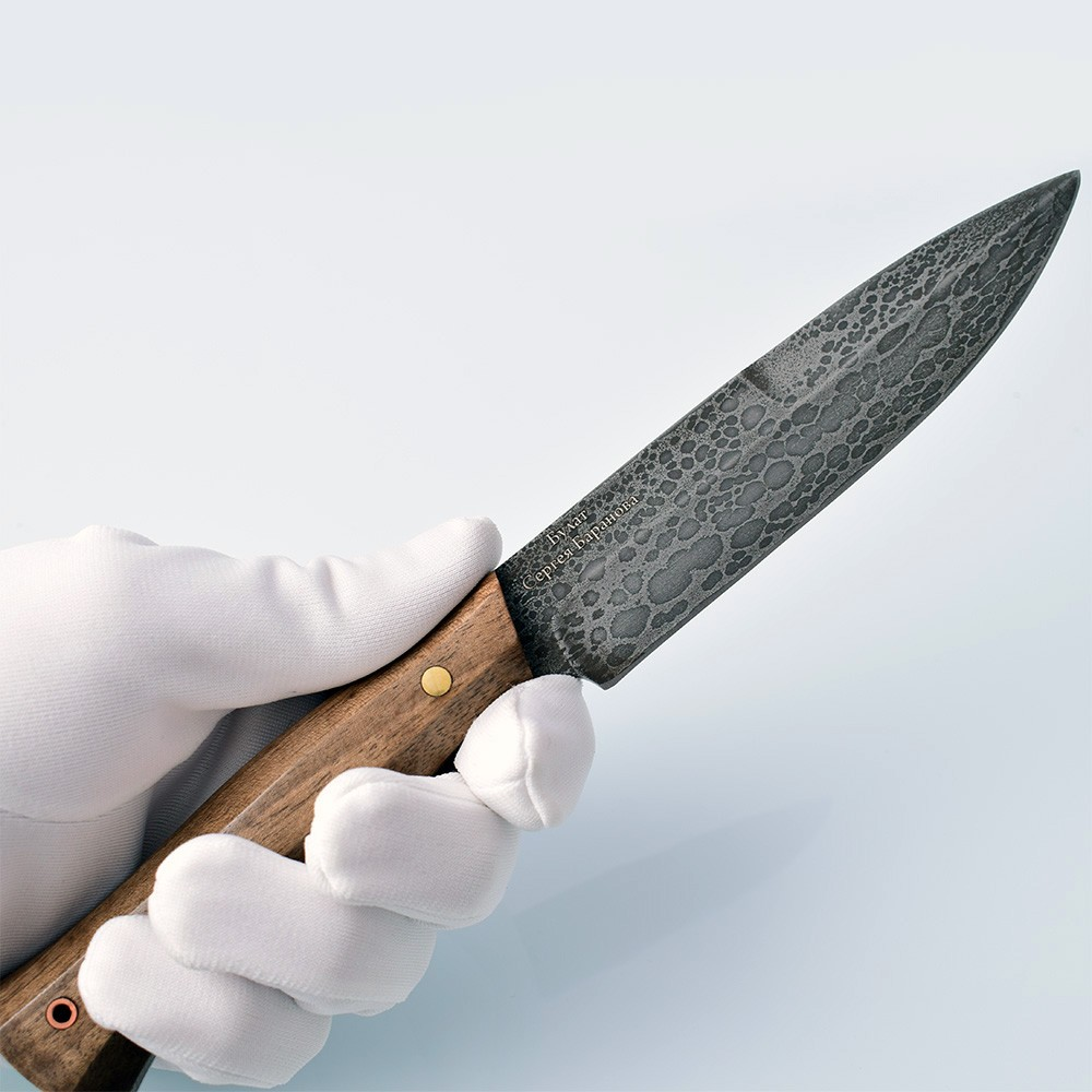 Luxury knife for the kitchen or fishing