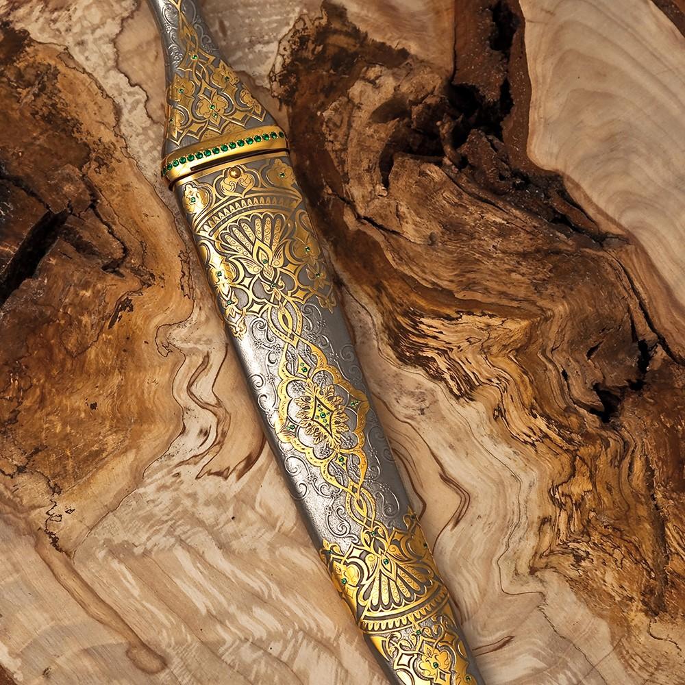 Gold dagger – Oriental
