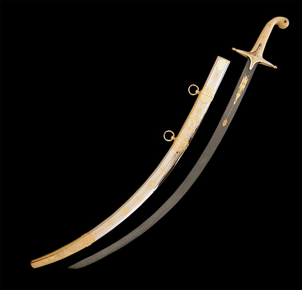 Cavalry Saber for arming the National Guard...