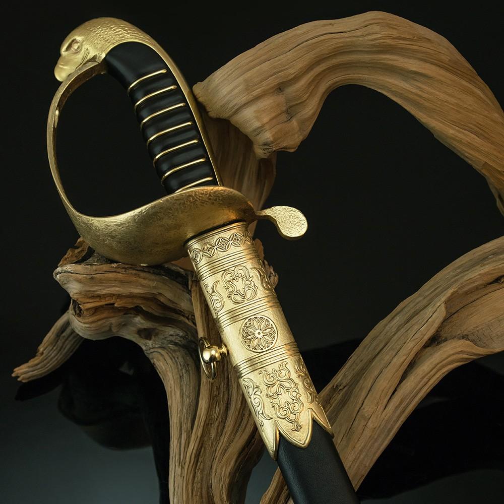 Handmade souvenir sword