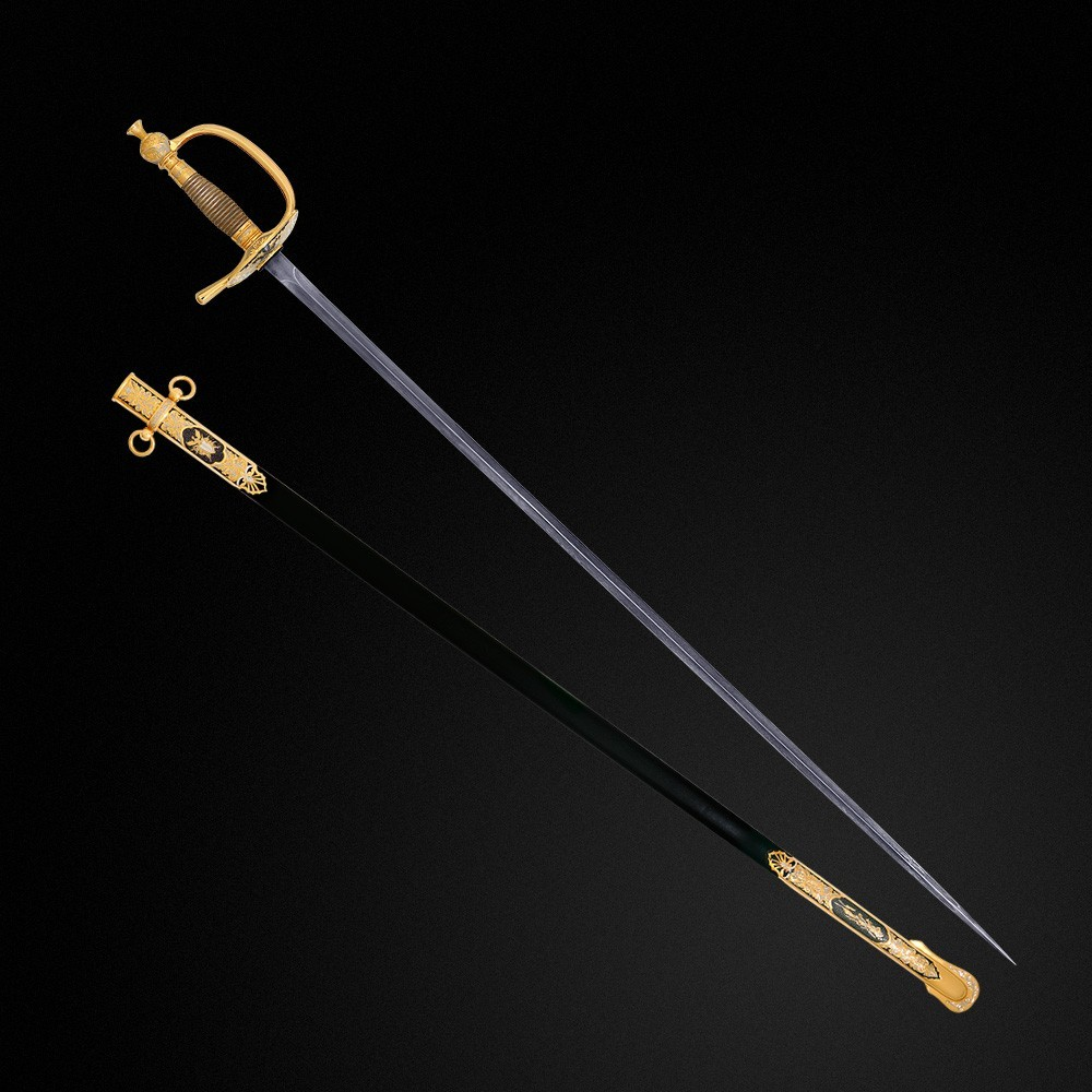 Classic english sword
