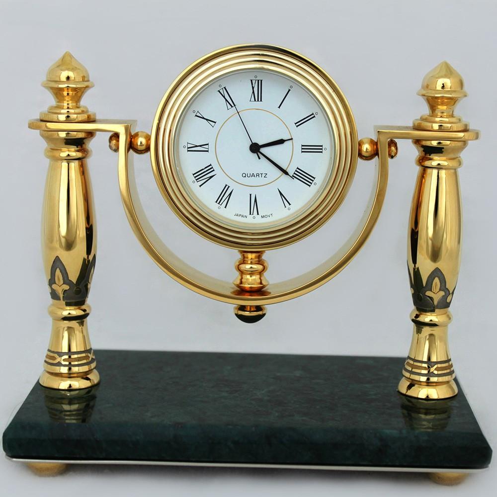 Library desk clock
