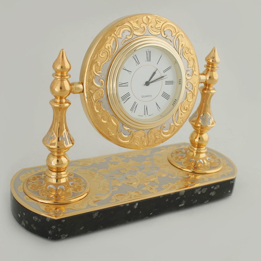 Classic 19th century office clock