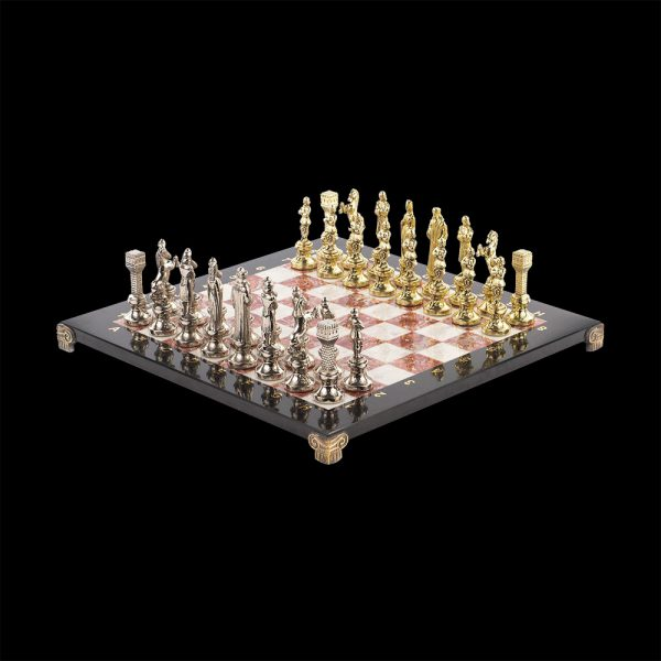 Buying an original gift for a wealthy person is not an easy task. Especially for such cases, we have a special collection of gifts. It includes handmade stone chess, interior items and accessories.