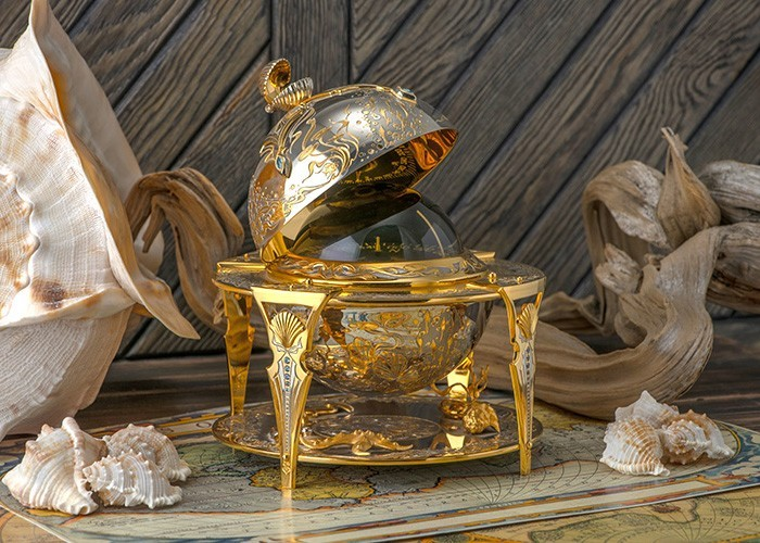 Luxurious gifts for decorating interiors and workrooms