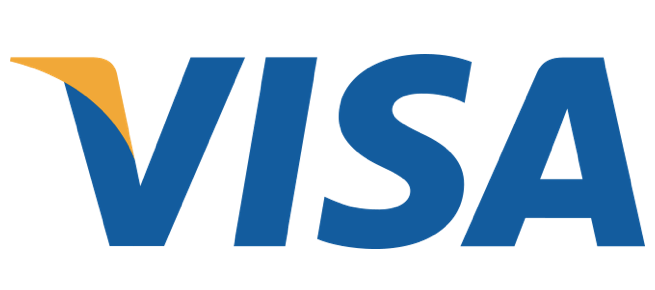 Visa logo for pegasus leaders website