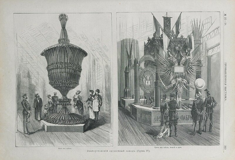 All-Russian Art and Industrial Exhibition in Moscow 1882
