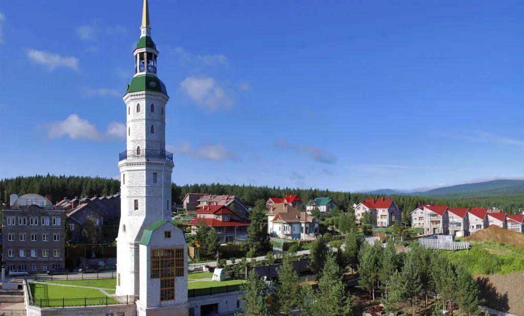 Zlatoust city